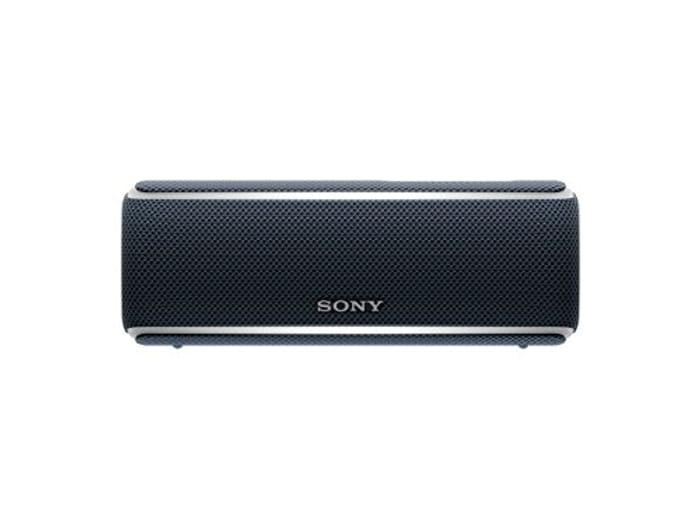 Sony SRS-XB21 Portable Wireless Waterproof Speaker with Extra Bass