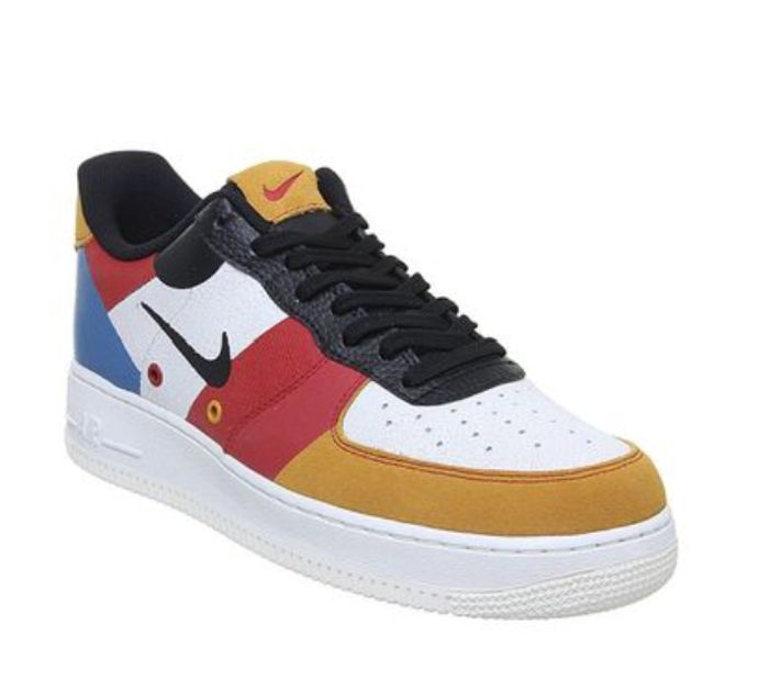 Nike Air Force 1 07 Trainers Sizes 6 up to 12