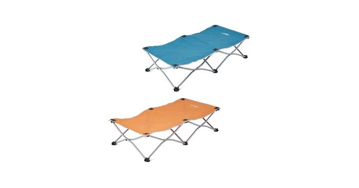 Cheap Children's Camping Bed on Sale From £17.99 to £8.99