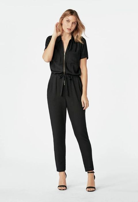 Relaxed Jumpsuit at Justfab