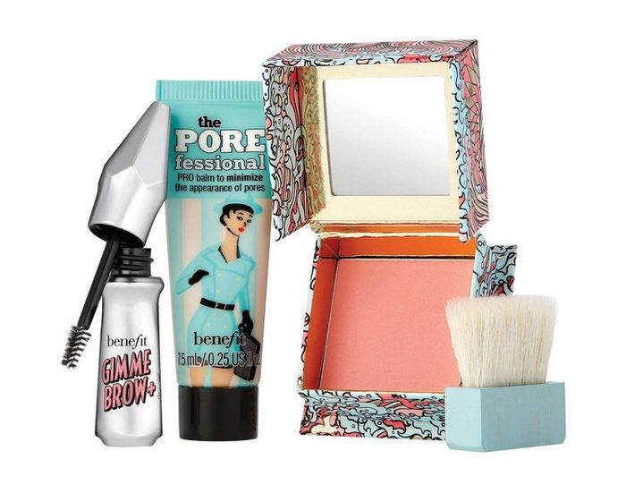 Benefit - Limited Edition 'Fortune, Fun and Favourites!' Travel Size