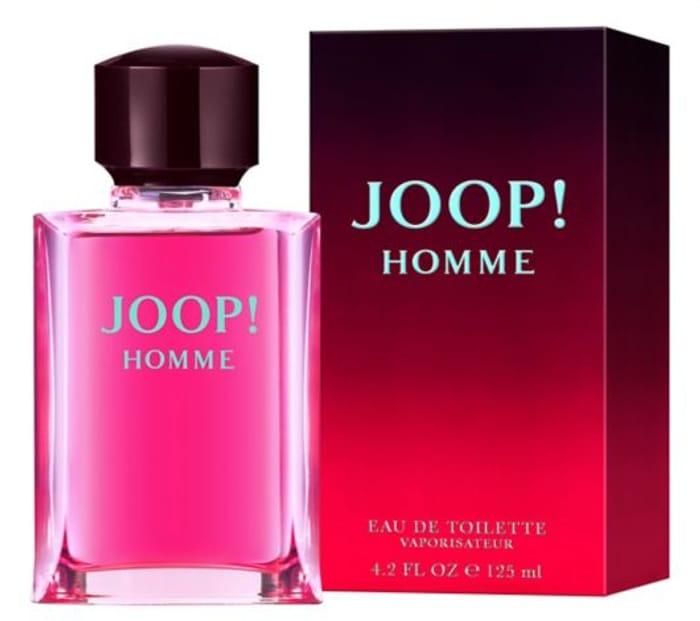JOOP! Homme Eau De Toilette Spray 125ml - HALF PRICE!