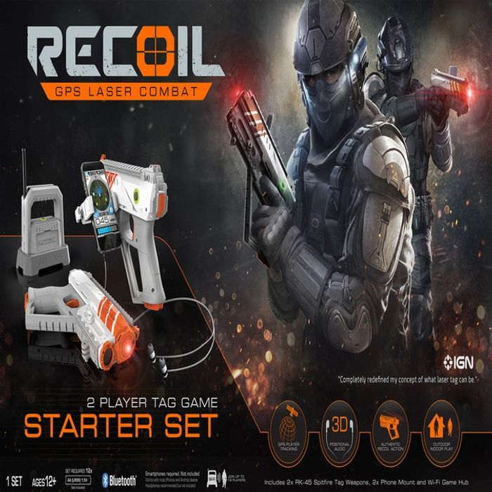 Recoil Multiplayer Starter Set at Argos eBay with Free Delivery