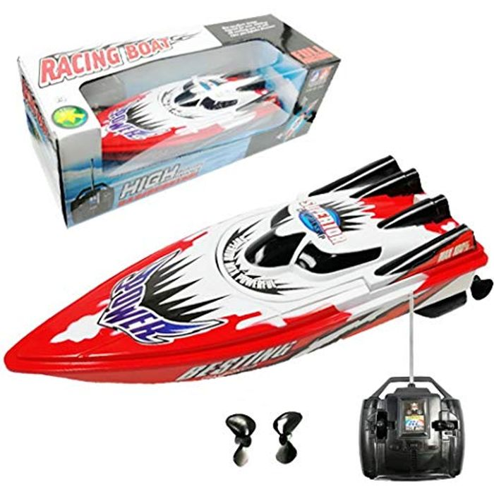RC Boat 70% off + Free Delivery