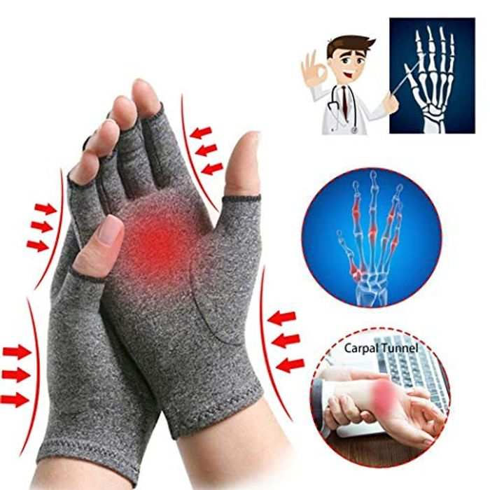 Compression Gloves 70% off + Free Delivery