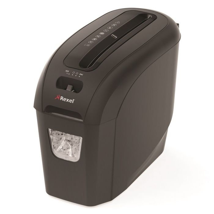Rexel ProStyle+ 5 Cross Cut Shredder 7.5L Capacity with Free Delivery