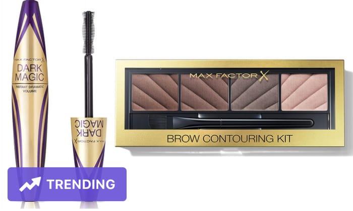 Max Factor Mascara & Brow Set Groupon