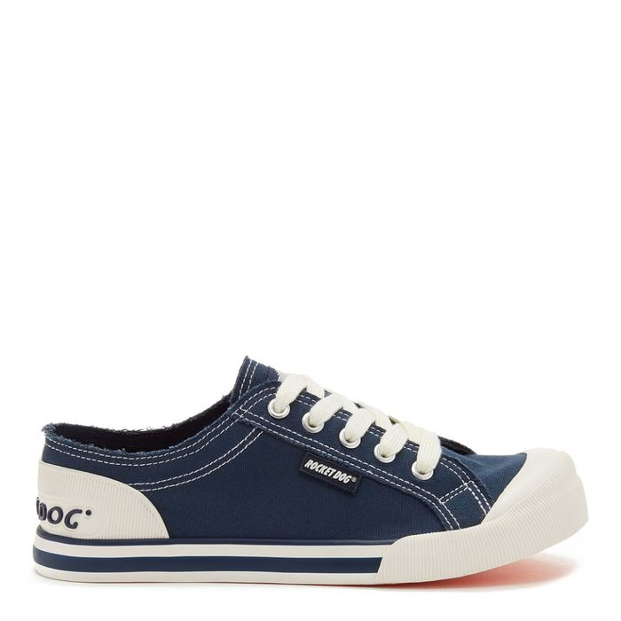 50% Off!!! ROCKET DOG Womens Jazzin Canvas Shoes Trainers