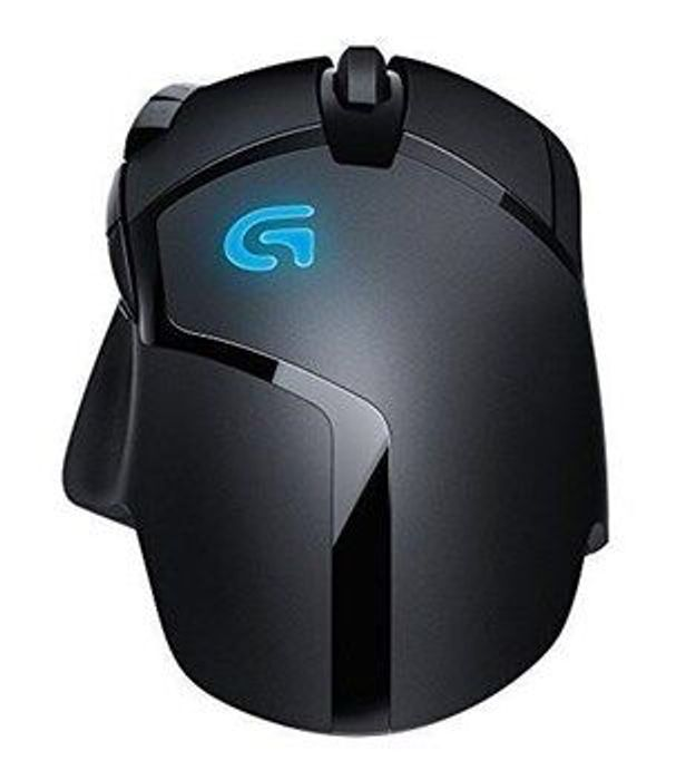 Cheap Logitech G G402 Hyperion Fury Ultra-Fast Fps Gaming Mouse - Save £25.00