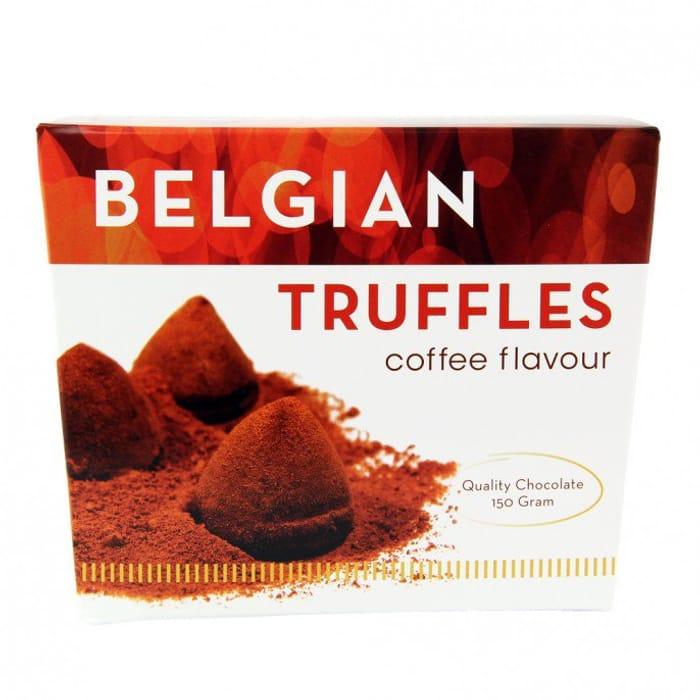 Belgian Chocolate Truffles Coffee 150g
