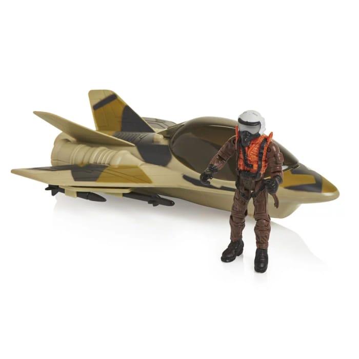 Wilko Heroes Stealth Vehicle Jet