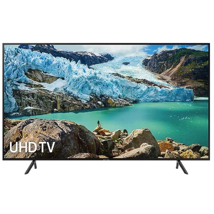 "Samsung RU7100 43"" 4K Smart Ultra HD TV"
