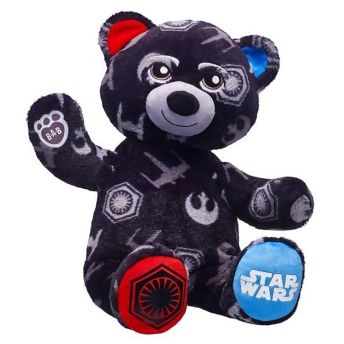Star Wars Dark Side vs. Light Side Bear