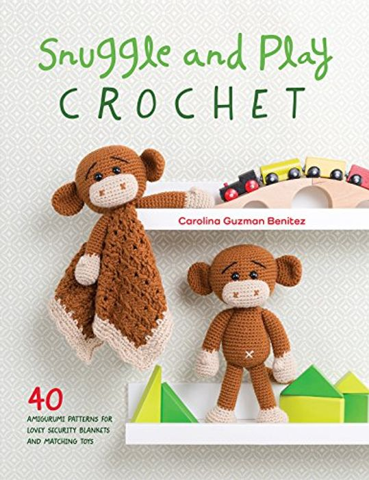Best Ever Price! Snuggle and Play Crochet Book