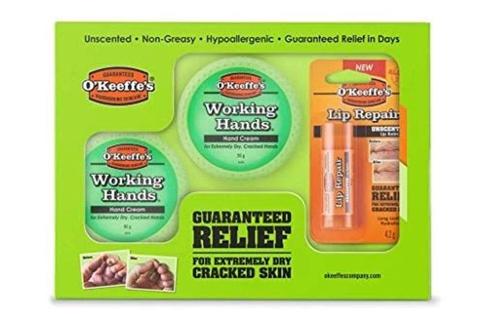 OKeeffes Working Hands Gift Set - save More When You Buy 2+