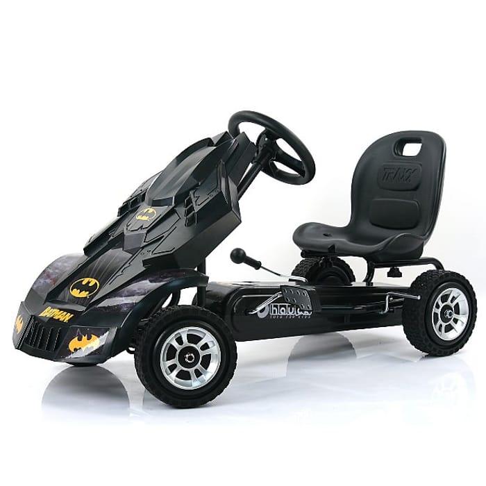 DC Batman Batmobile Go Kart