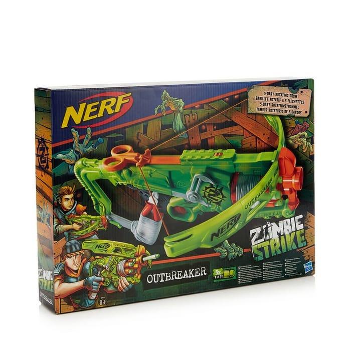 Zombie Strike Nerf Gun, Half Price!