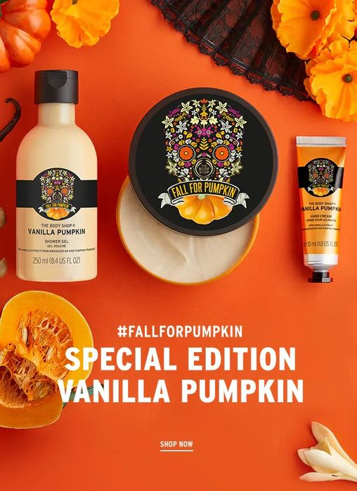 £10 off When You Spend £30 at Body Shop Exclusions Apply