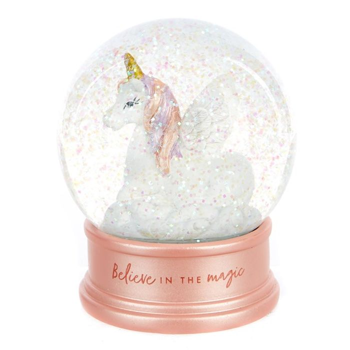 Unicorn Snow Globe - Only £3.99!
