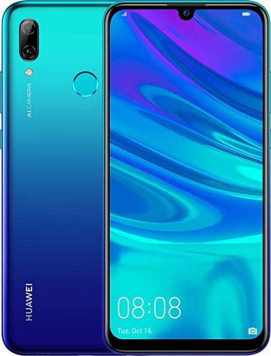 *£20 Off* Huawei P Smart (2019) Dual SIM 64GB 3GB RAM POT-LX1 Aurora Blue