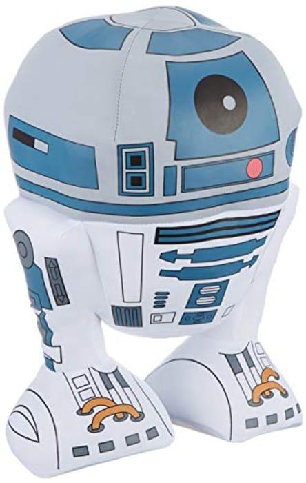 """Star Wars 15"""" Talking Plush R2D2 Add-on Item - £4.91 at Amazon"""