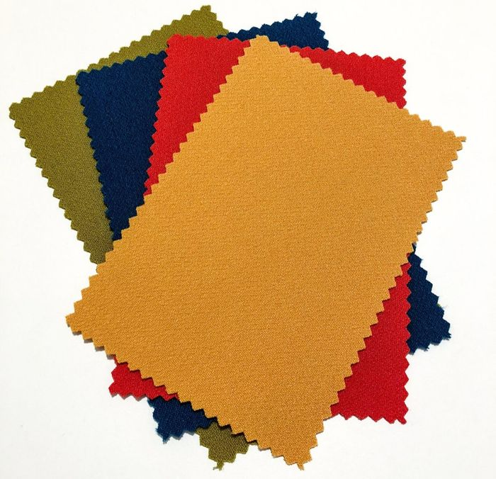5 Free Fabric Material Sample Swatches.