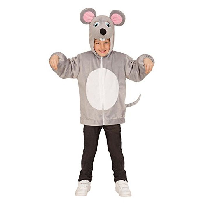 Mouse Costume Hoody - 2 to 3 Years / Toddler - Halloween