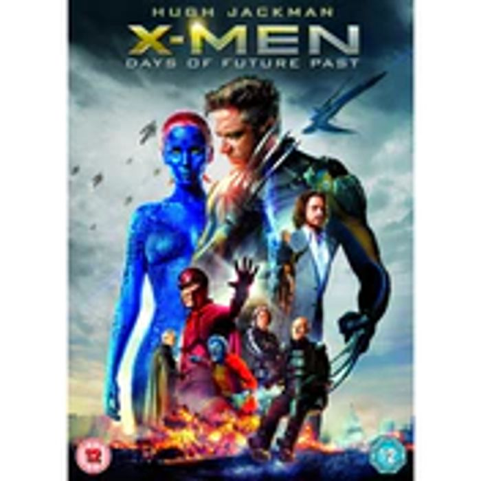 5 DVD's or Blu Rays for £5 Delivered (Some £8.27 Each!) Inc Friends & X Men