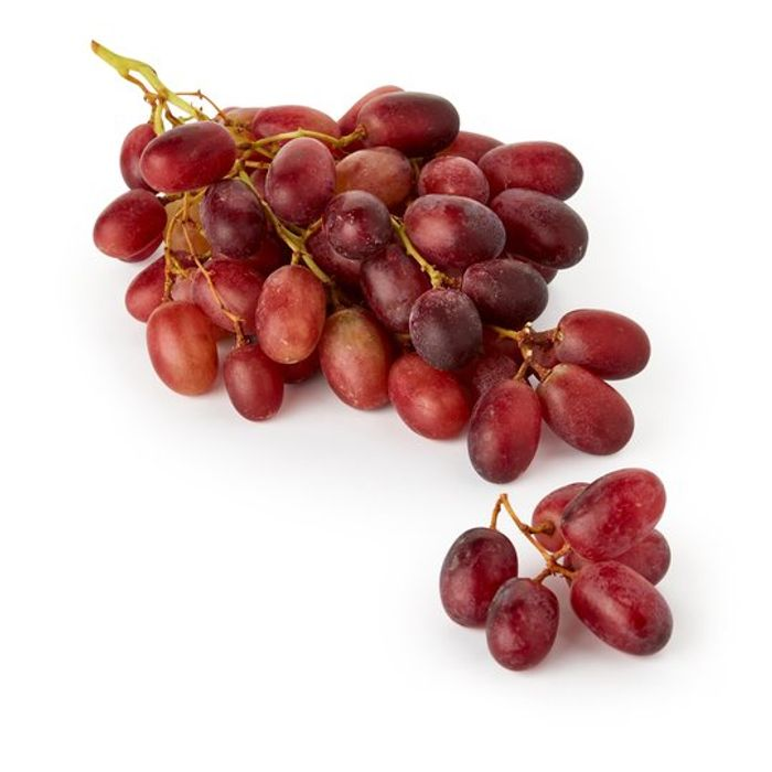 Suntrail Red Grapes 400G. Just 59p per pack