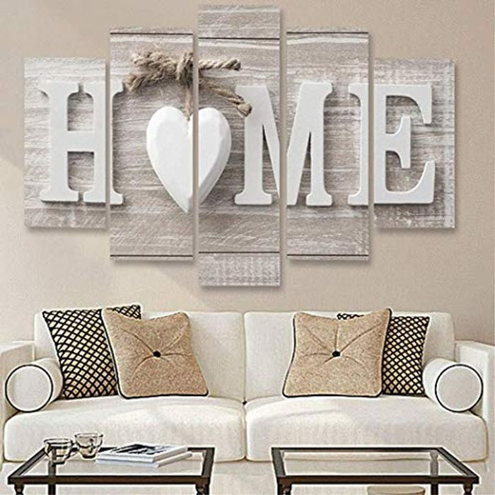 5pcs Home Wall Art Painting Print