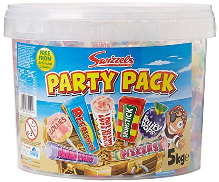 Swizzels Matlow Party Mix 5 Kg - 24% Off!