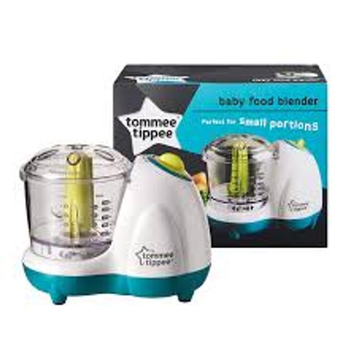 Tommee Tippee Explora Baby Food Blender - Save £7!