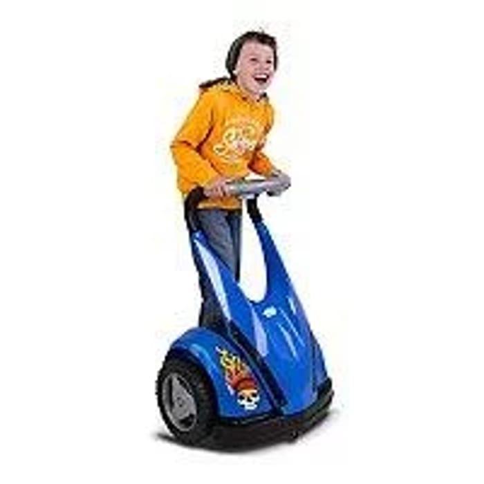 Dareway Revolution Electric Ride on (Blue) - Save £75!