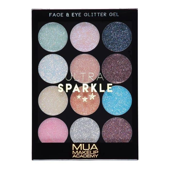 MUA Ultra Sparkle Palette - Cotton Candy - 60% Off!