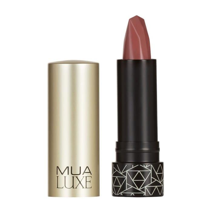 MUA Luxe Velvet Matte Lipstick - 60% Off!