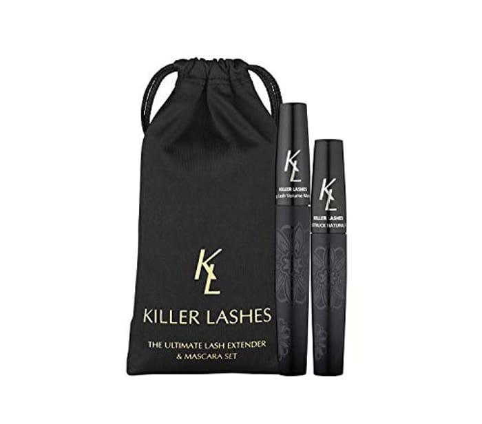 KL Killer Lashes (Lash Extender & Mascara 9ml & 6ml Set)