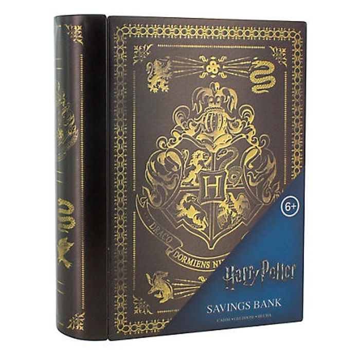 Special Offer on Harry Potter Savings Bank