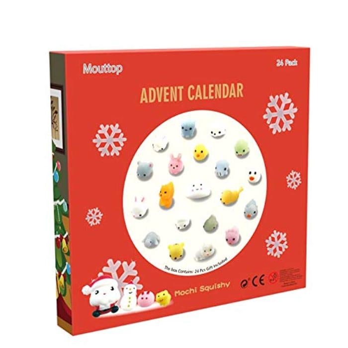 Advent Calendar, 2019 Christmas Countdown Calendar