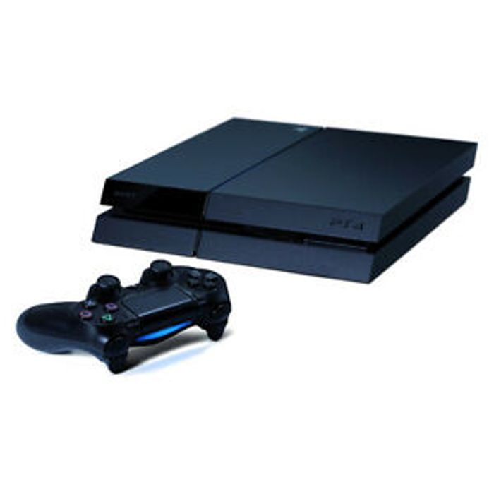PlayStation 4 500GB Refurbished £138.39 from eBay Music Magpie Using Code