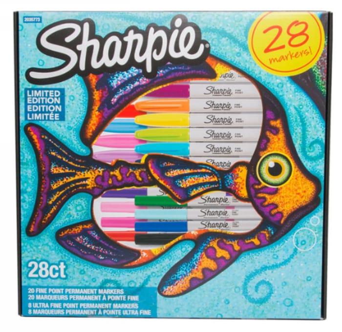 Sharpie Fish Limited Edition