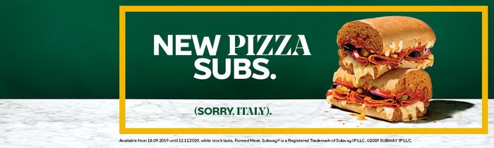 Buy a Pizza Sub and Get Points for a Free Sub