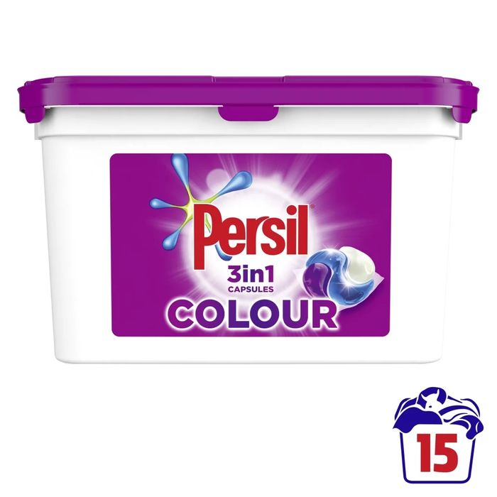 Cheap Wilko Persil Colour Capsules 15 Wash on Sale From £7 to £3
