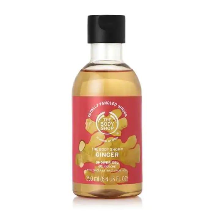 Half Price Body Shop Ginger Shower Gel