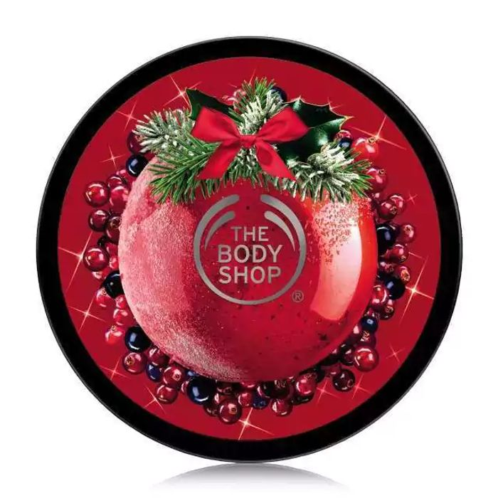 Half Price Frosted Berries Body Butter at the Body Shop