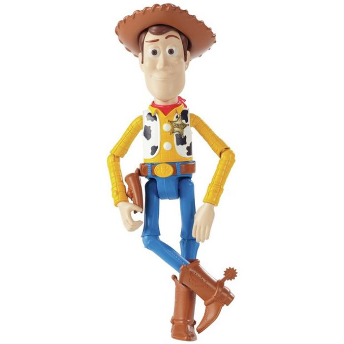 Disney Pixar Toy Story 4 Woody Figure on Sale From £10 to £6.75