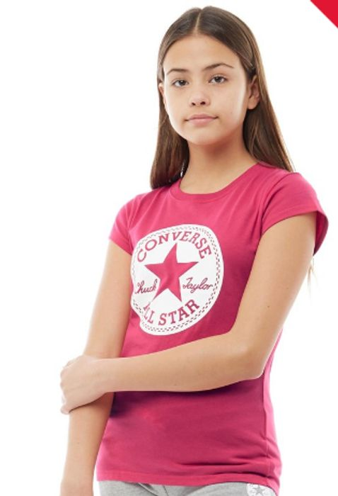 Converse Girls Top
