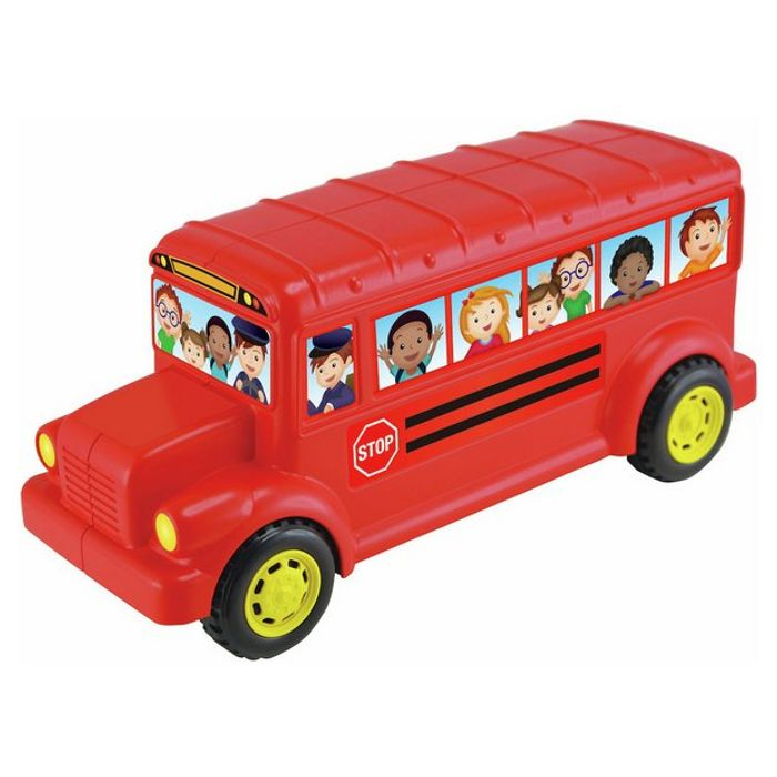 Chad Valley PlaySmart Fun Phonics Bus Add Code CHAD25 to Get Another 25% Off
