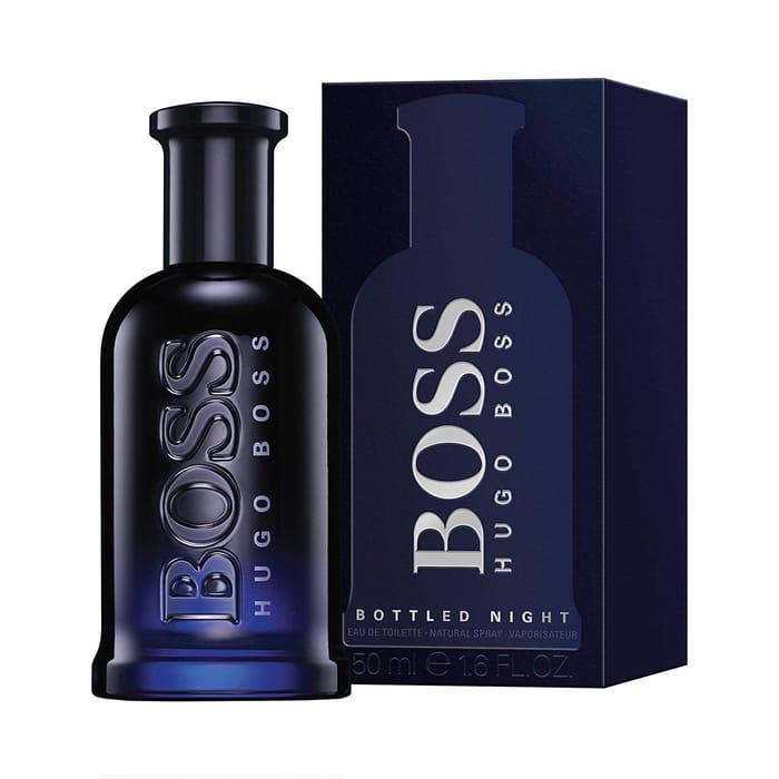 Cheap Hugo Boss Bottled Night Eau de Toilette for Men - 50 ml Only £30.65