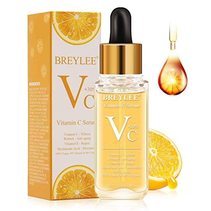 Cheap Vitamin C Serum (40ml) Hydrating Essence with £80 Discount!