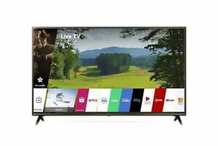 """Lg 43"""" 43uk6300 4k Uhd Hdr Smart Led Tv"""